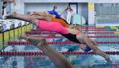 Соревнования по плаванию на Всероссийской летней Универсиаде-2016