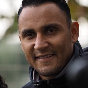 Вратарь сборной Коста-Рики Кейлор Навас