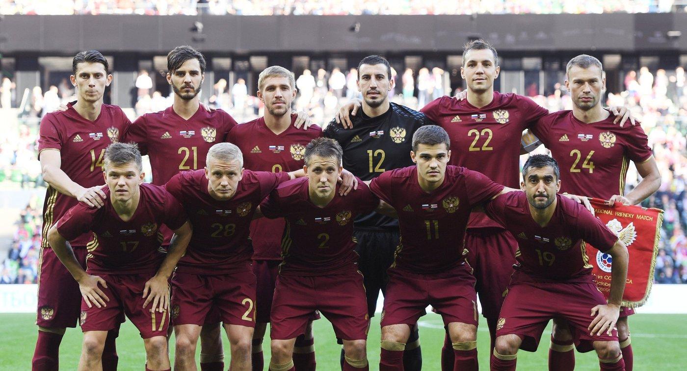 Сборная России по футболу сыграет в июне контрольные матчи с  Сборная России по футболу сыграет в июне контрольные матчи с командами Венгрии и Чили