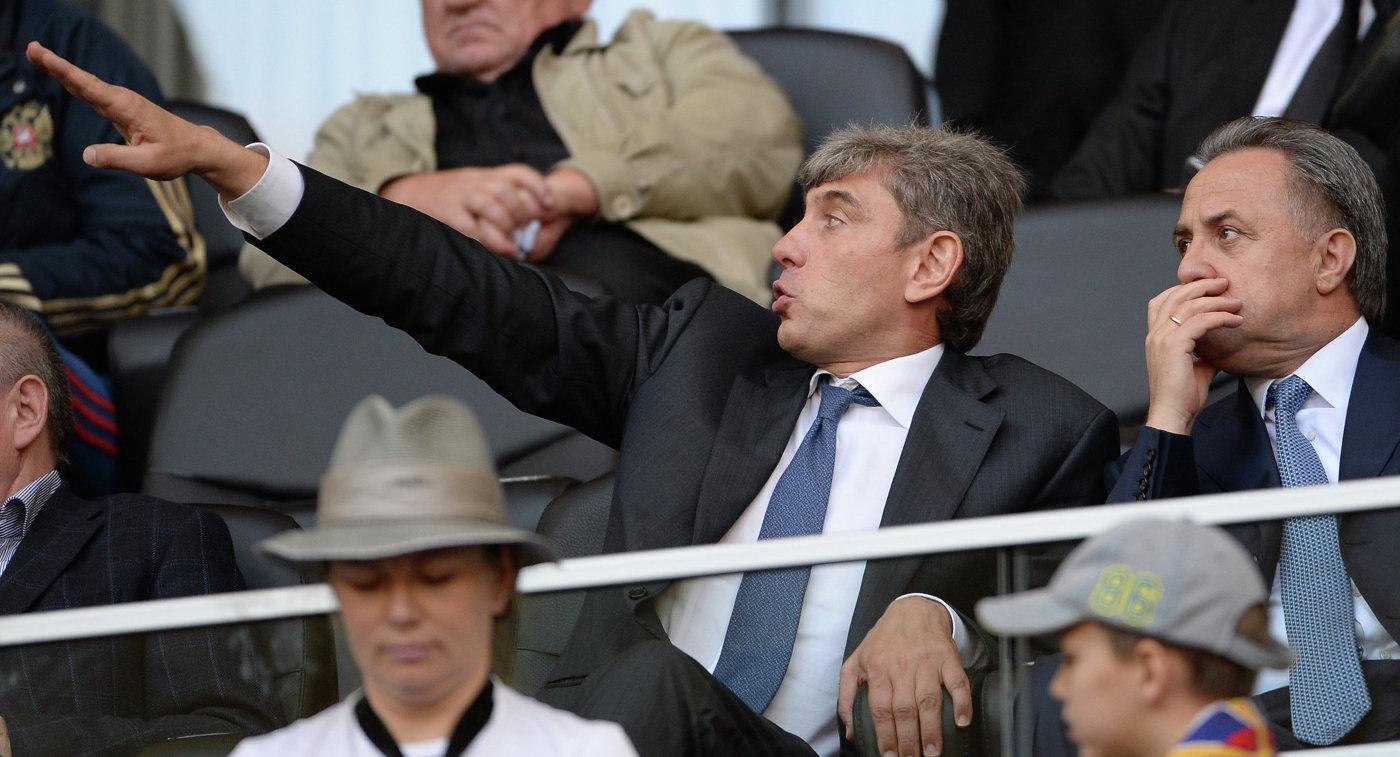Футбольный клуб «Краснодар» получил чистый ущерб впервый раз затри года