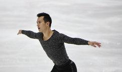 Патрик Чан на турнире Finlandia Trophy