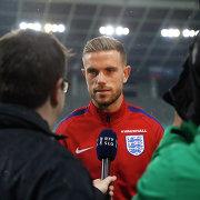 Полузащитник Ливерпуля и сборной Англии по футболу Джордан Хендерсон
