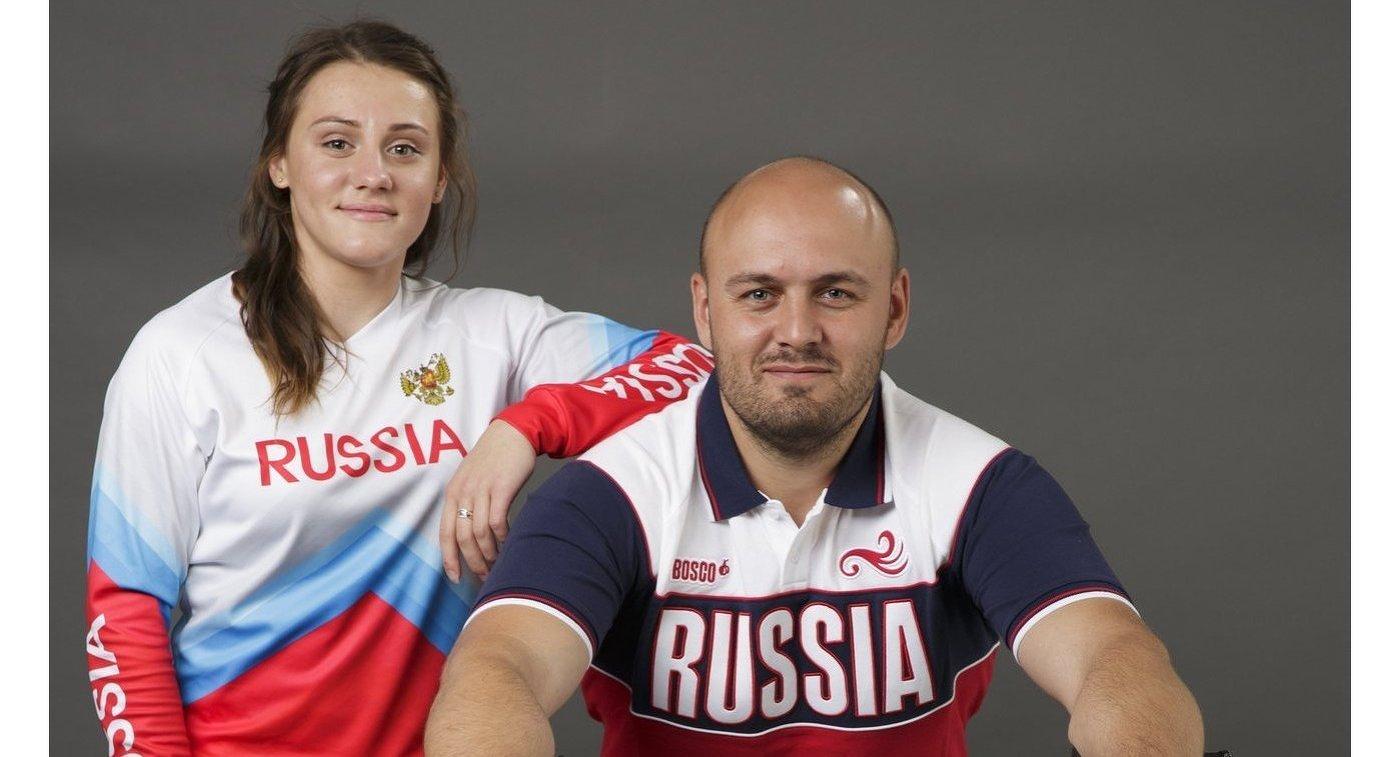 Ярослава Бондаренко и Павел Костюков
