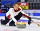 Игрок сборной России Анастасия Брызгалова