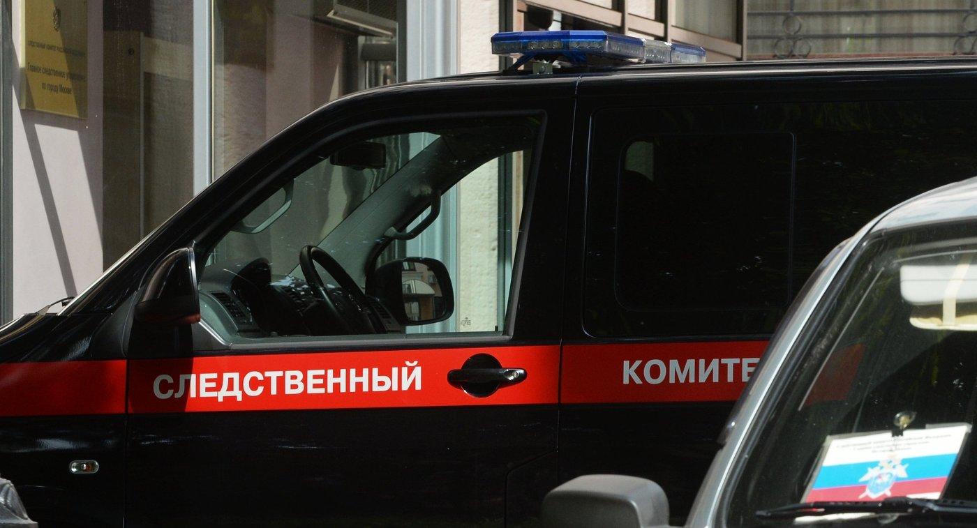 Автомобиль следственного комитета