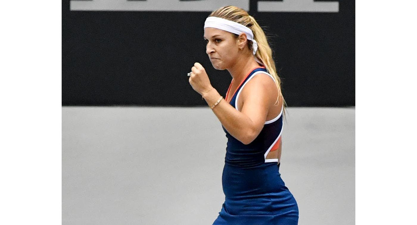 Шарапова несмогла выйти во 2-ой круг турнира WTA вКатаре