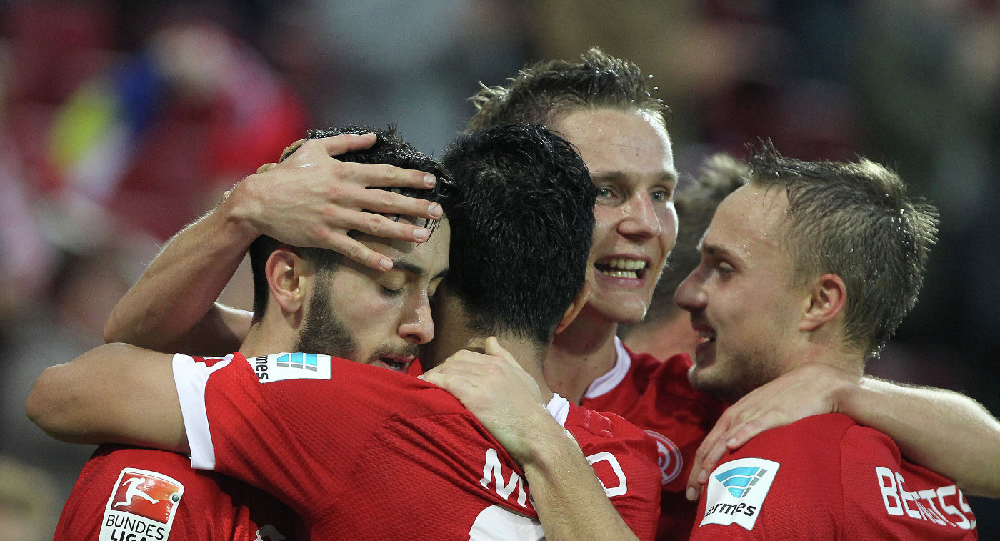 Футболисты Майнца