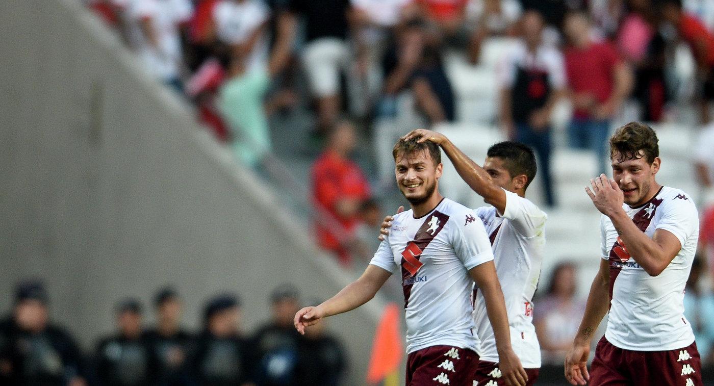 «Спартак» заинтересован впереходе нападающего «Торино» Ляича