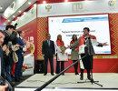 и губернатор Владимирской области Светлана Орлова