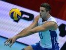 Волейболист сборной России Павел Мороз
