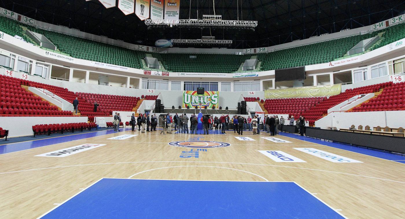 Казань посетила оценочная комиссия ФИБА