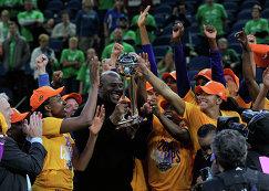 Баскетболистки Лос-Анджелес Спаркс