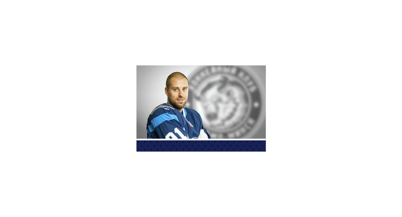 Комаров подписал полноценный договор с столичным «Динамо»