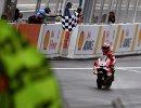 Итальянский гонщик Ducati Андреа Довициозо