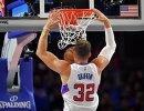Баскетболист Лос-Анджелес Клипперс Блэйк Гриффин