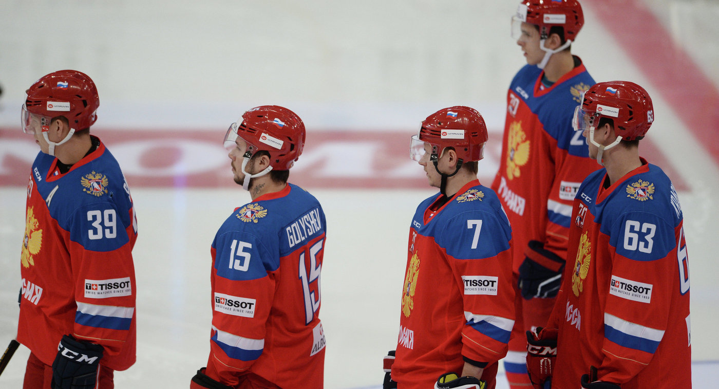 бегаю любой состав сборной россии по хоккею кубок карьяла вид одежды