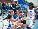 Баскетболистки Енисея