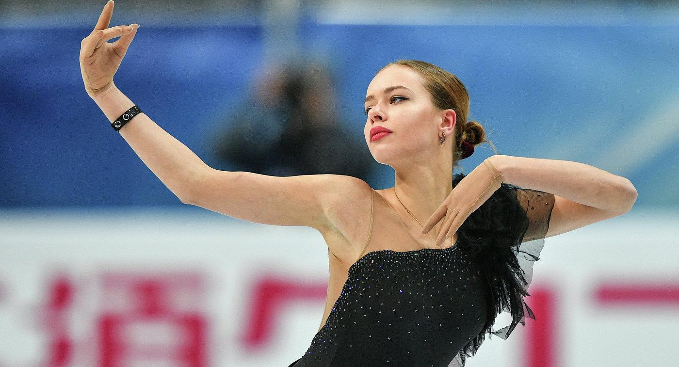 Русский фигурист Самарин стал 3-м наэтапе Гран-при вКанаде