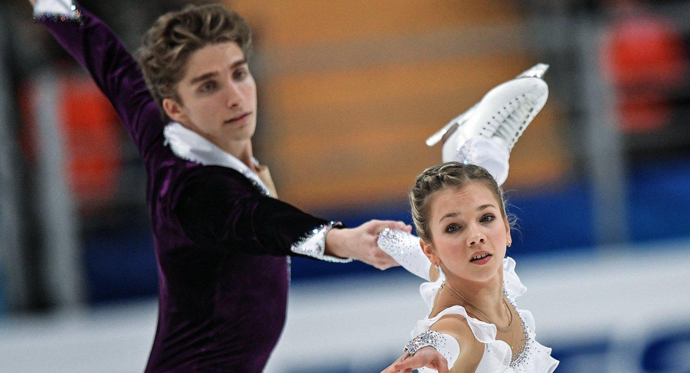 Алиса Ефимова и Александр Коровин (Россия)