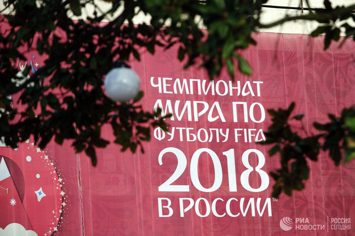 Волонтеры изМордовии помогли Кубку мира отправиться втур по Российской Федерации