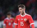 Полузащитник сборной России Алексей Миранчук