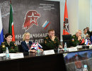 Николай Панков, Михаил Барышев, Светлана Хоркина и Светлана Ишмуратова (справа налево)