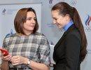 Ольга Брусникина (слева) и Софья Великая