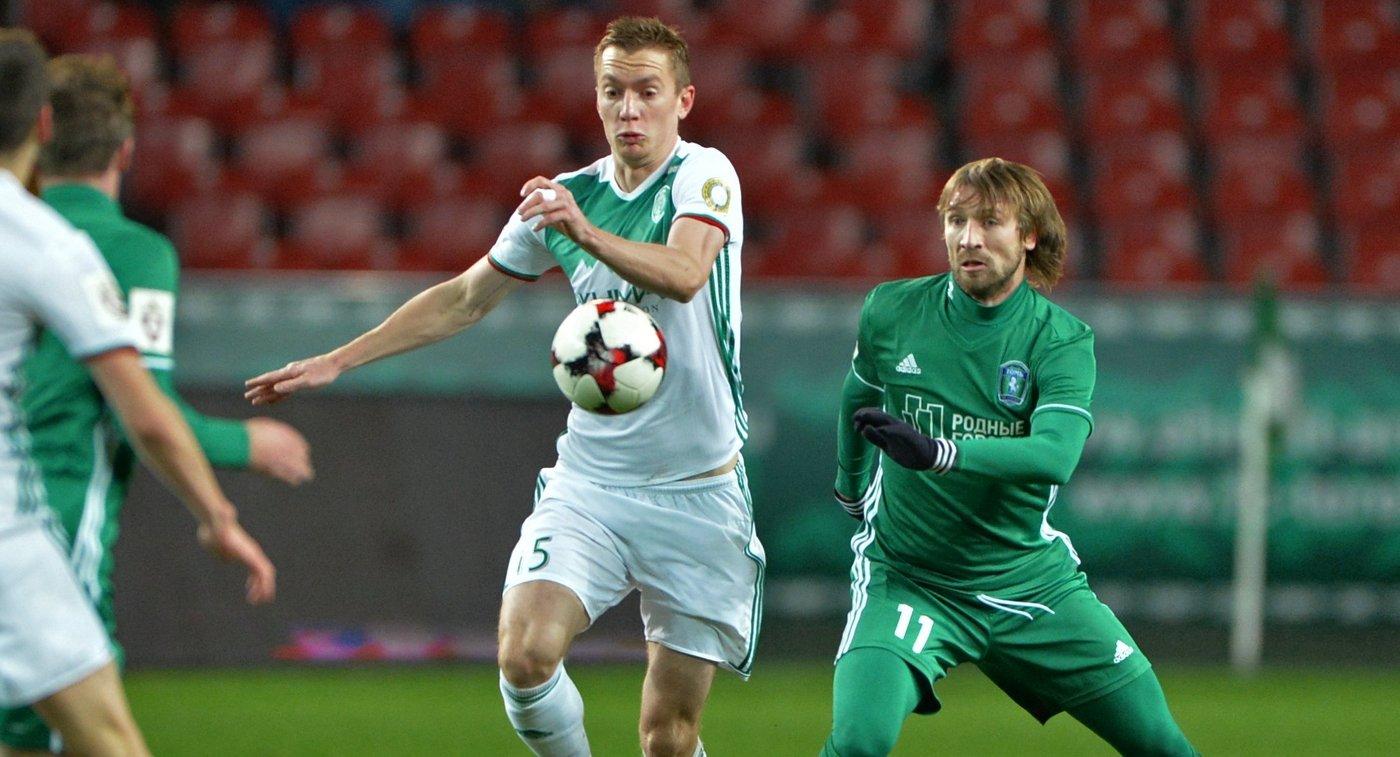 Чемпионат России: Терек — Томь