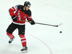 Форвард сборной Канады Брэйден Шенн