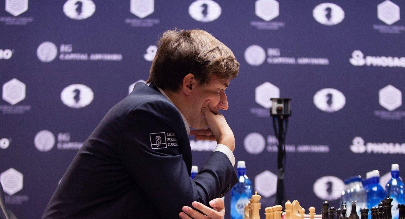 Карлсен стал чемпионом мира поблицу