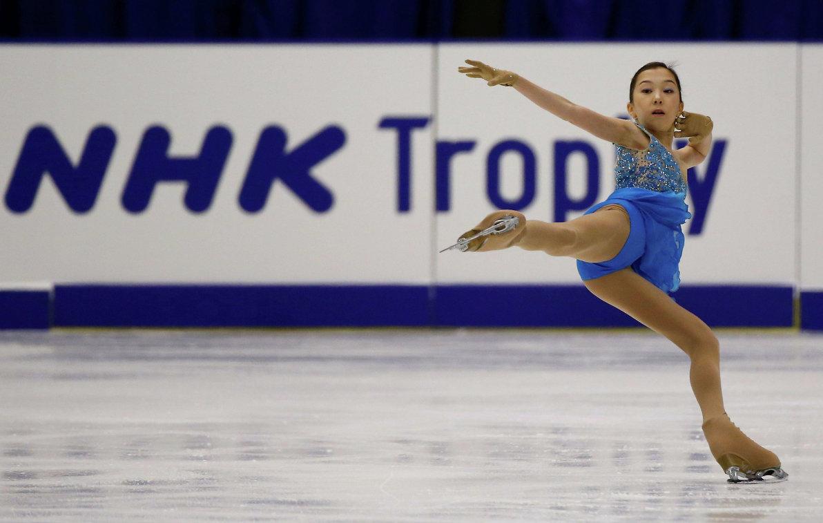 Элизабет Турсынбаева (Казахстан)