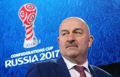 Главный тренер сборной России по футболу Станислав Черчесов