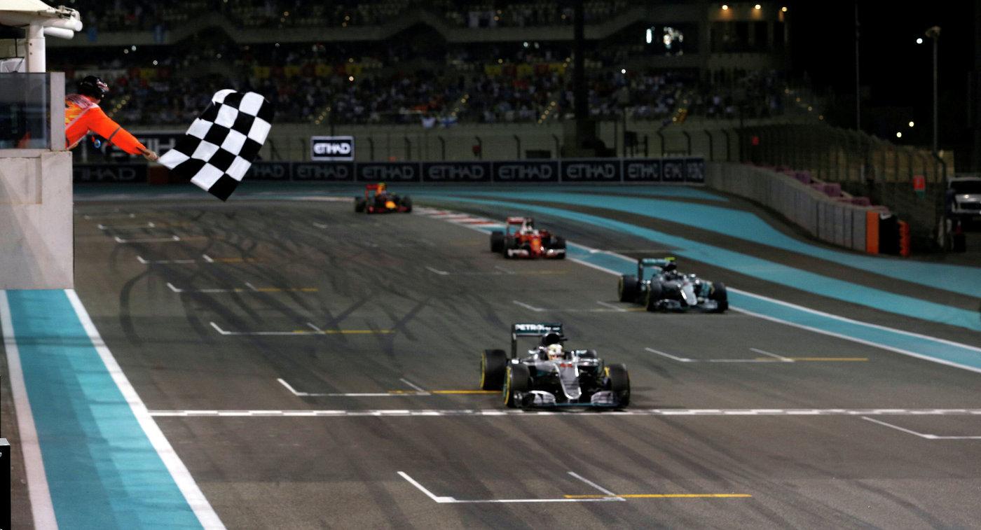 """Гран-при Абу-Даби завершит очередной сезон """"Формулы-1"""""""