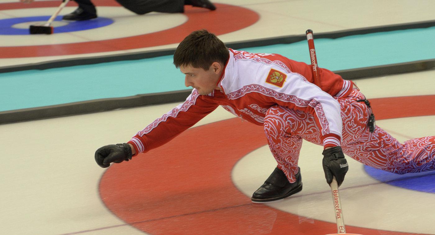 Женская сборная Российской Федерации покёрлингу проиграла Шотландии начемпионате Европы