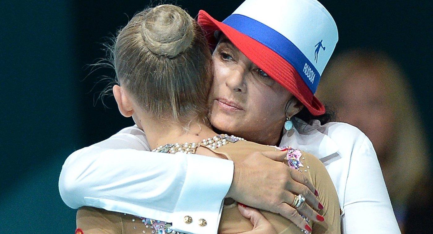 Ирина Винер-Усманова (справа) и Яна Кудрявцева