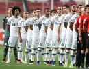 Футболисты Шапекоэнсе