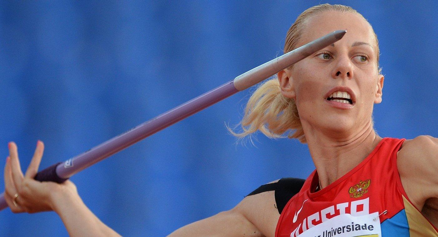 Чернова признала санкции IAAF задопинг идисквалифицирована на4 месяца