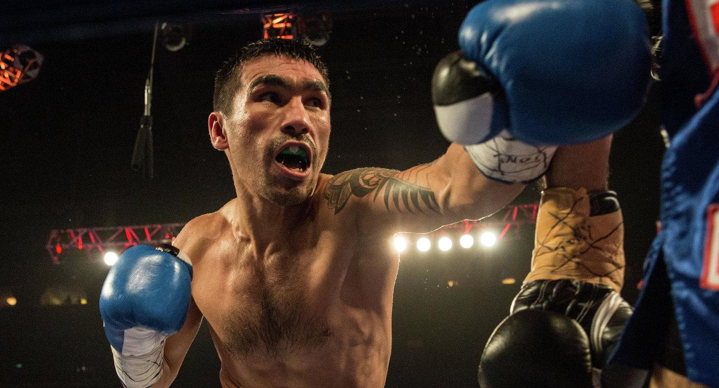 Русский боксер Шафиков проиграл Альварадо изНикарагуа врейтинговом бою