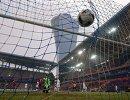 Игровой момент матча 17-го тура РФПЛ ЦСКА - Урал