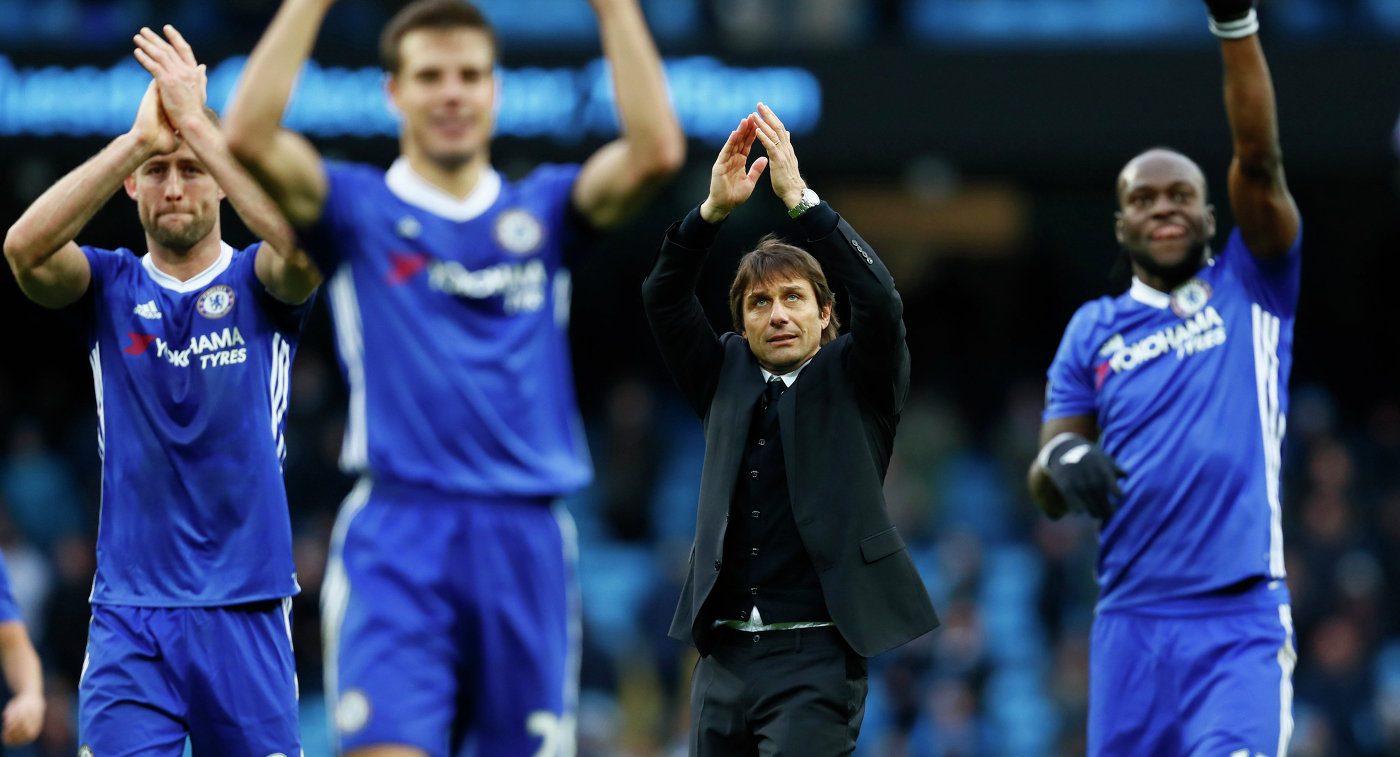 «Челси» вближайшие дни уволит Конте
