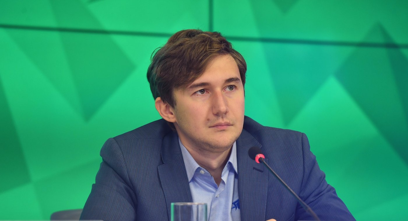 Карякин сыграл вничью сАнандом, Карлсен— сНакамурой