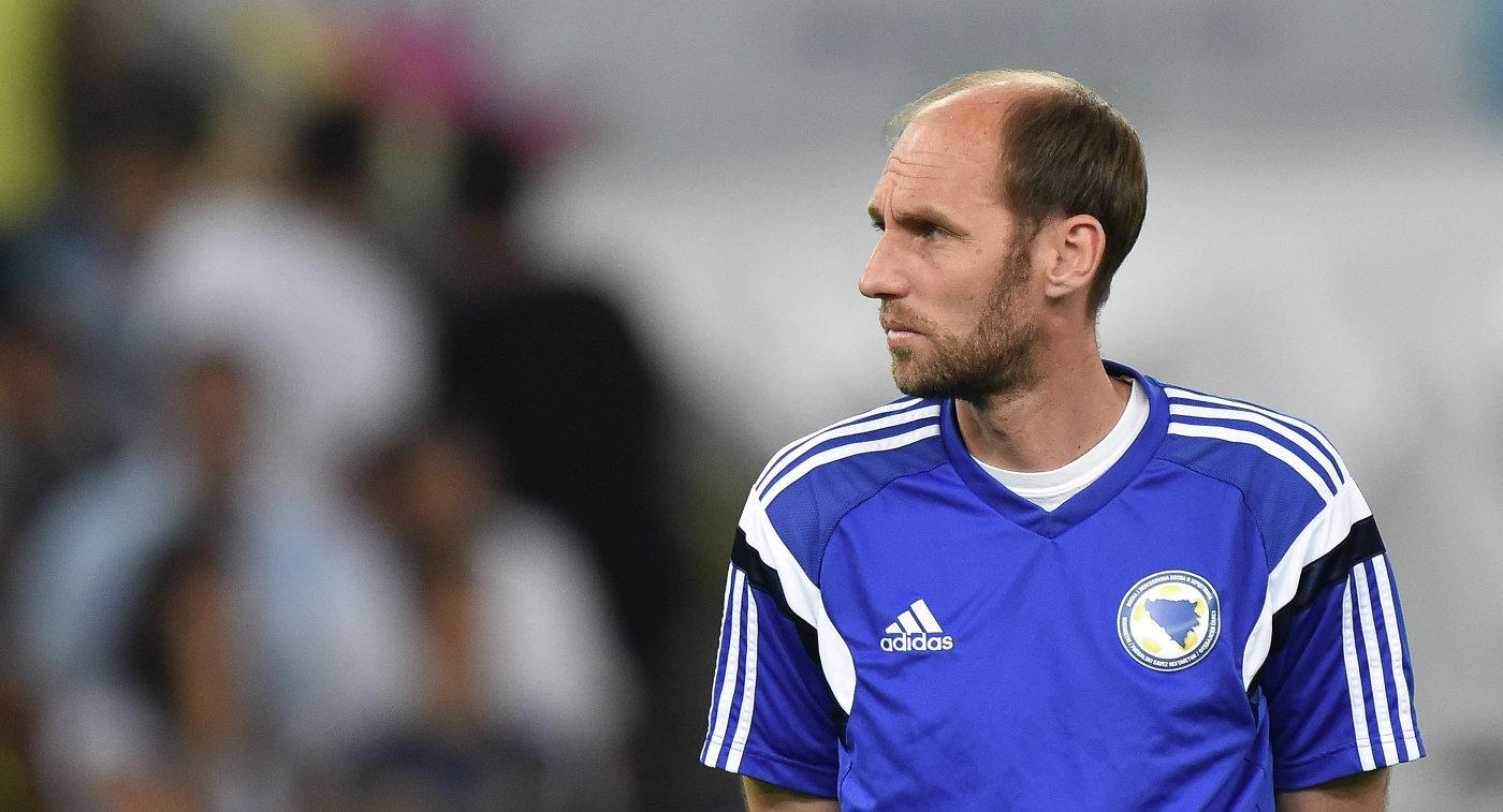 Рахимич хочет совмещать работу тренера всборной Боснии иГерцеговины иЦСКА