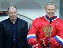 Вячеслав Фетисов (справа) и Владимир Потанин