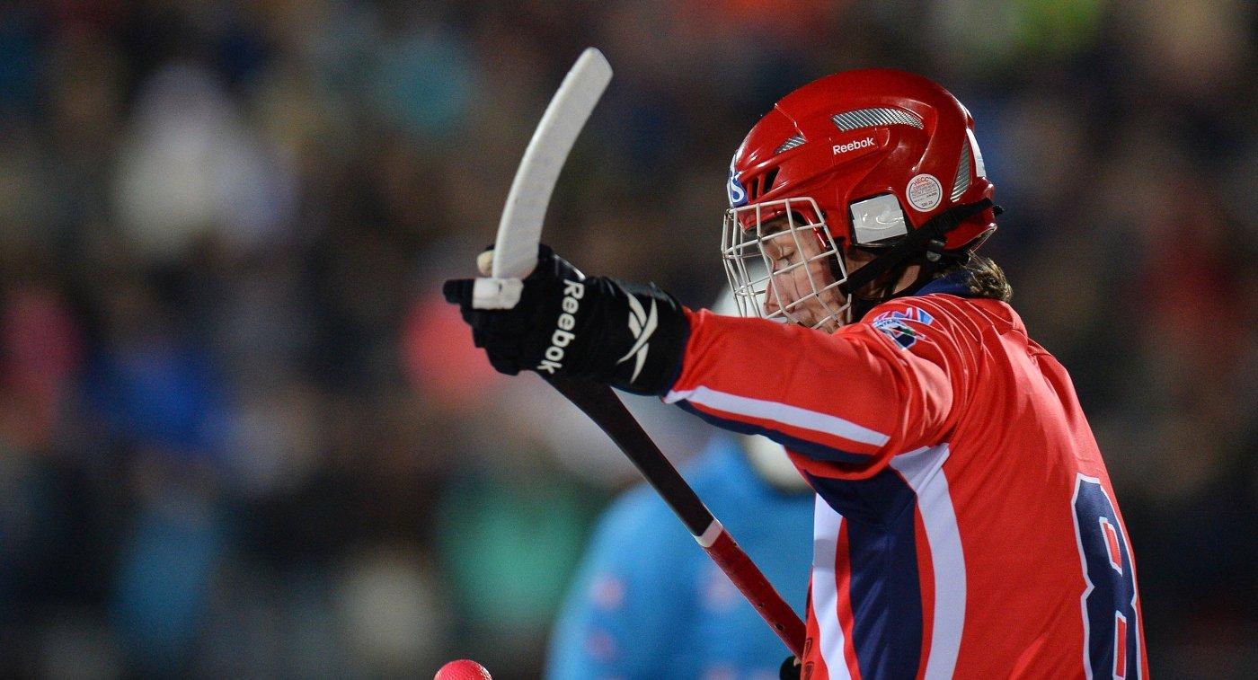 Сборная РФ стала победителем «Турнира четырех наций»— Хоккей смячом