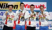 Мужская сборная России по плаванию