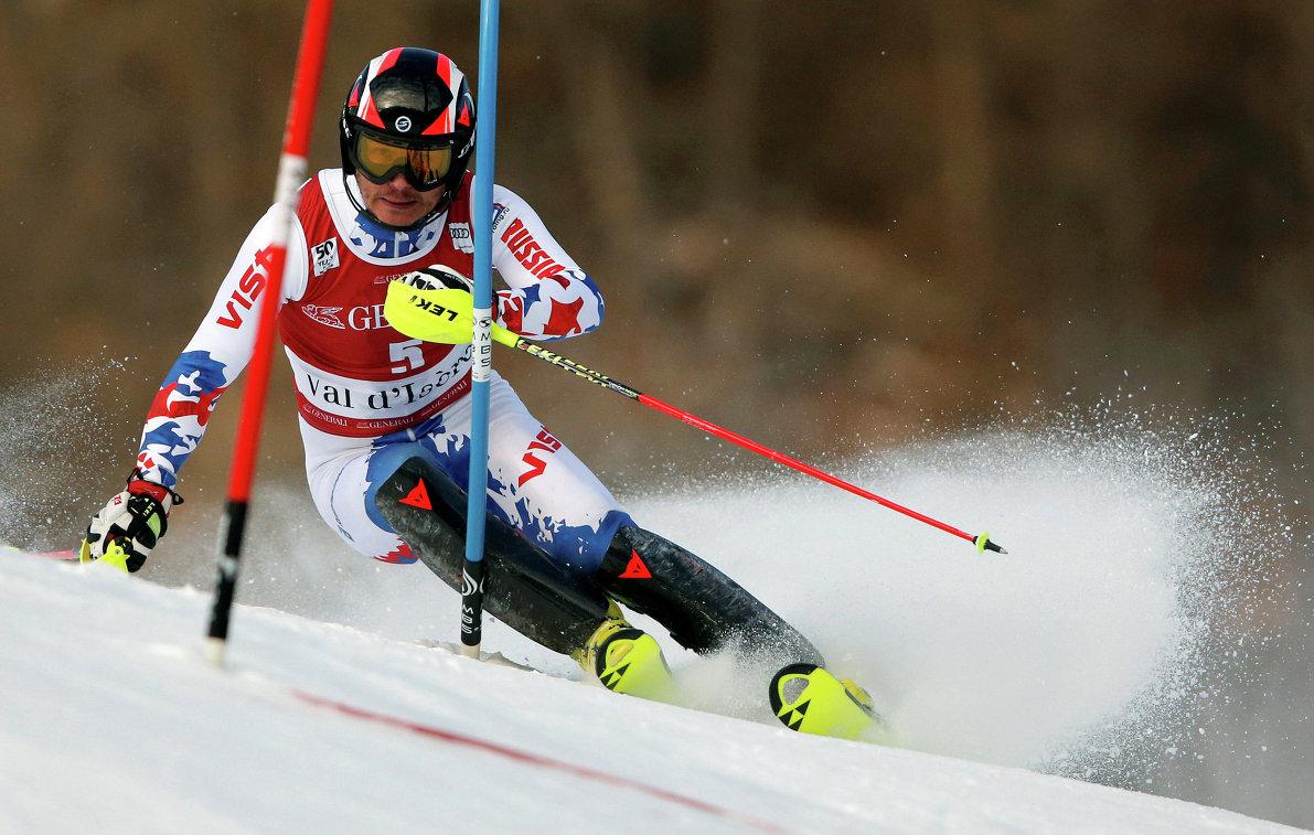 картинки слалом на лыжах чем