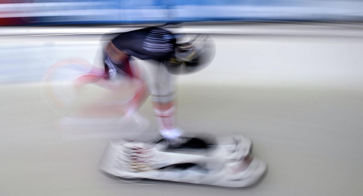 Скелетонистка Тарарыченкова стала 2-й наэтапе Кубка Европы