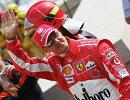 Михаэль Шумахер на этапе Гран-при Монако Формулы-1, 2005 год