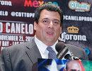 Президент Всемирного боксерского совета мексиканец Маурисио Сулейман