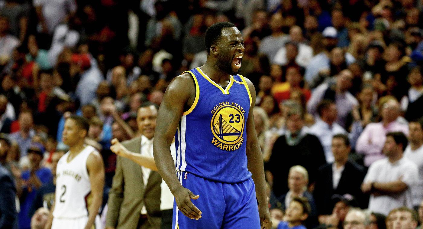 Игрок НБА ударил конкурента влицо испровоцировал драку